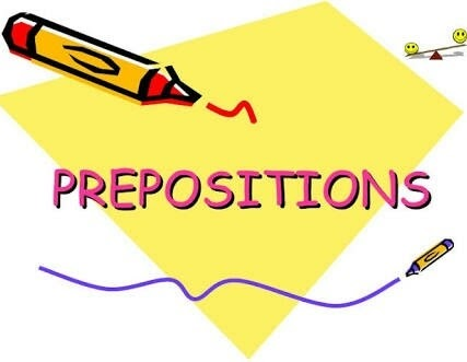 10 Prepositions practice set for bank/ssc exams