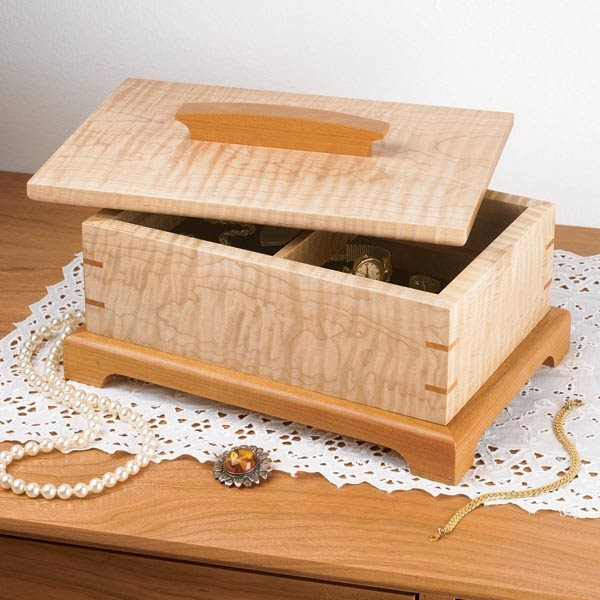 Secret Compartment Box Woodworking Plans - biggest horse ...