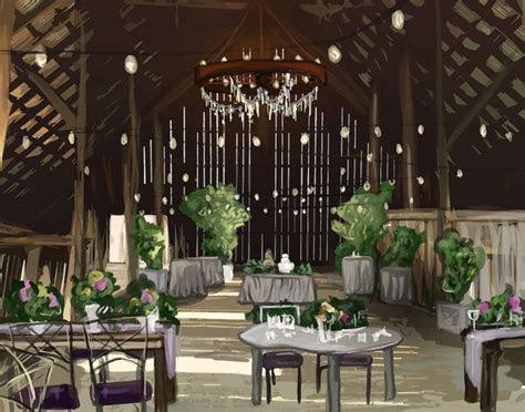 Stunning rustic barn wedding venues in Washington state