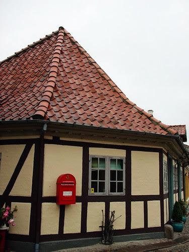 Odense街頭