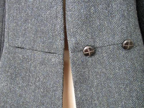 Burda jacket buttons
