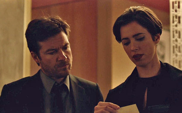 Jason Bateman and Rebecca Hall in The Gift (2015)