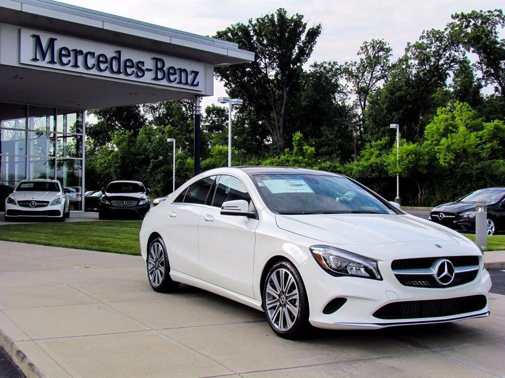 Stock#: W16839 New 2018 Mercedes-Benz CLA CLA 250 in West ...