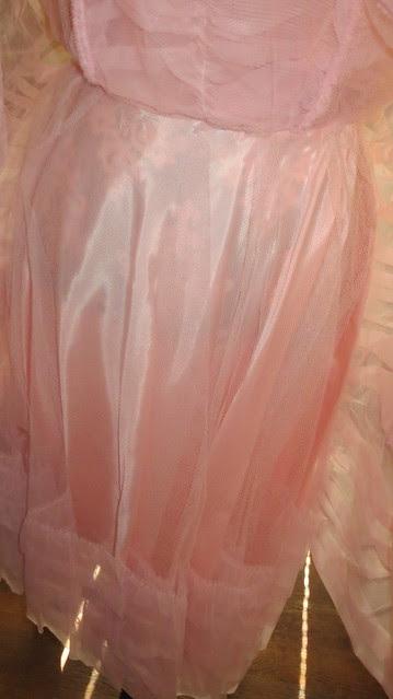 petticoat lining