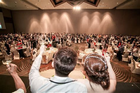Why The Annual Price Hike For Wedding Dinner Will Not Be