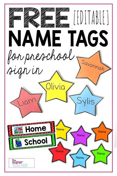 Best 25  Name tags ideas on Pinterest   Recruitment name
