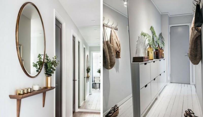 Como decorar un pasillo largo de una casa homify image - Como decorar pasillos estrechos ...
