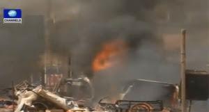 maiduguri blast-Chibok