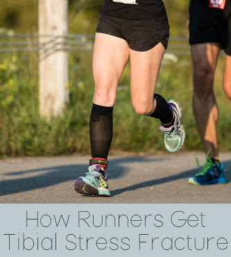 2 Causes Of Stress Fractures Of The Tibia In Heel Strike Runners