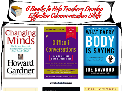 The Art of Effective Communication- 6 Must Read Books for Teachers