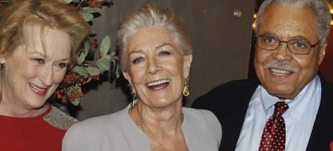 Los Oscar viajaron para homenajear a Vanessa Redgrave