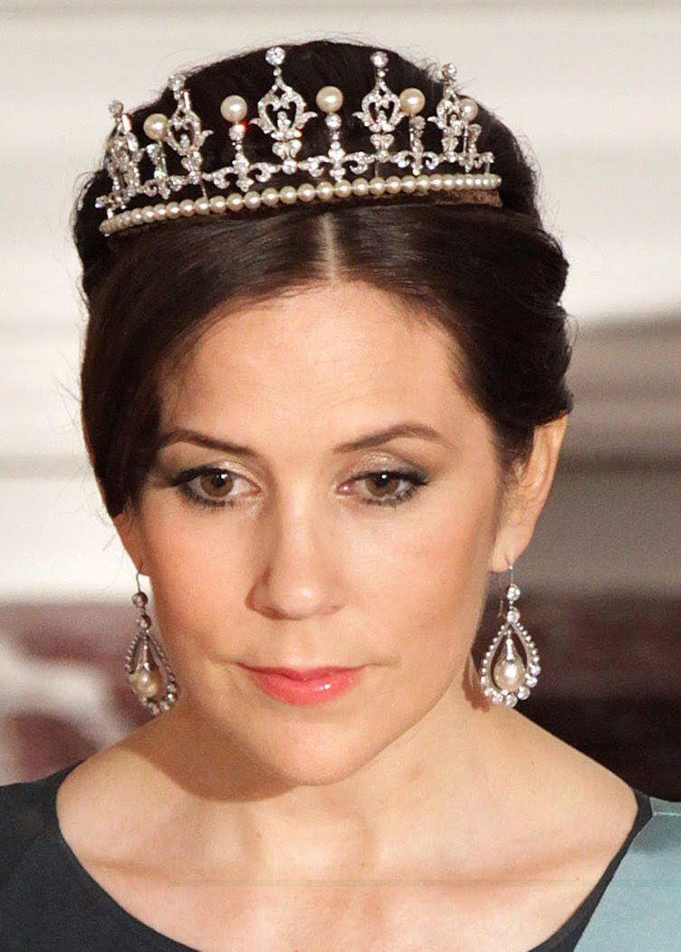 Danish Royals: History of Crown Princess Mary's Wedding ...