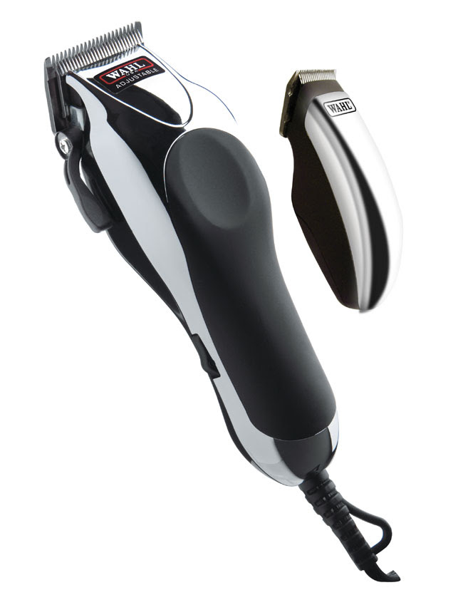 Amazon com Wahl 79524 1001 Deluxe Chrome Pro with Multi