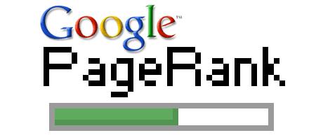 logo de google page rank
