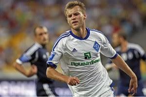Яромоленко готовится к встрече с Динамо Загреб