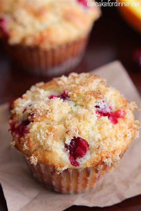 Eat Cake For Dinner   Recipes   Muffins, Cranberry orange