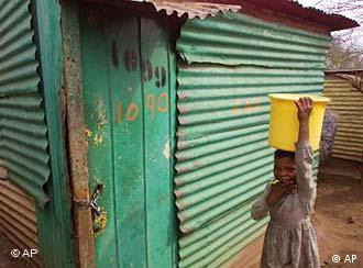 Licha ya mafanikio makubwa, bado umaskini ni tatizo sugu nchini Afrika Kusini