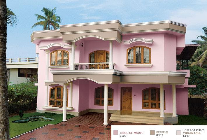 Beautiful House Exterior Elevation Gharexpert