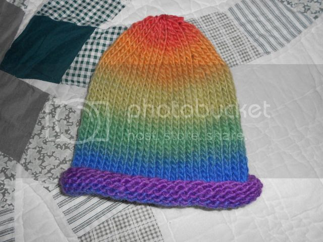 Blessing's hat