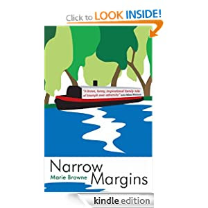 Narrow Margins - a laugh-out-loud book about life on the waterways (Narrow Boat Books)