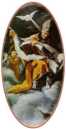 SAN GREGORIO, Obispo y Confesor