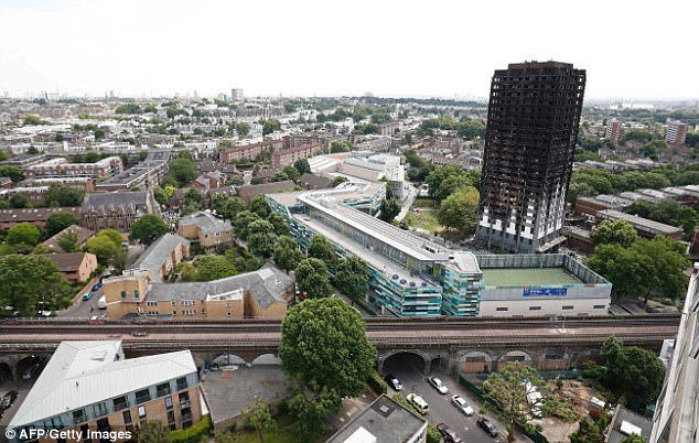 They should leave the burned-out Grenfell Tower where it is, as a lasting monument to the needlessly dead and as a warning to our complacent, self-satisfied society