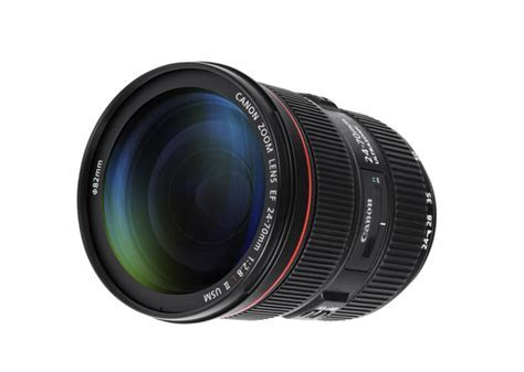 Canon 24 70 f/2.8 L USM II   Lenses for Wedding