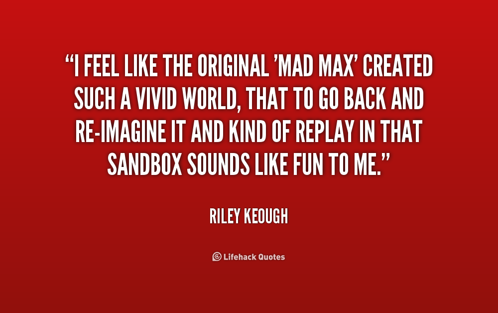 Quotes About Mad World 91 Quotes