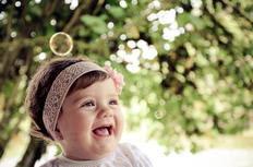 Tem coisa mais gostosa do que riso de criança?-Anita Campos/divulgação