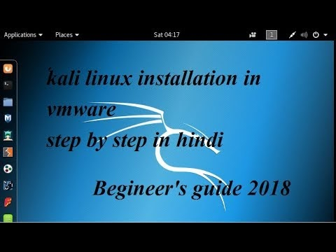 kali linux tutorial for beginner in hindi.