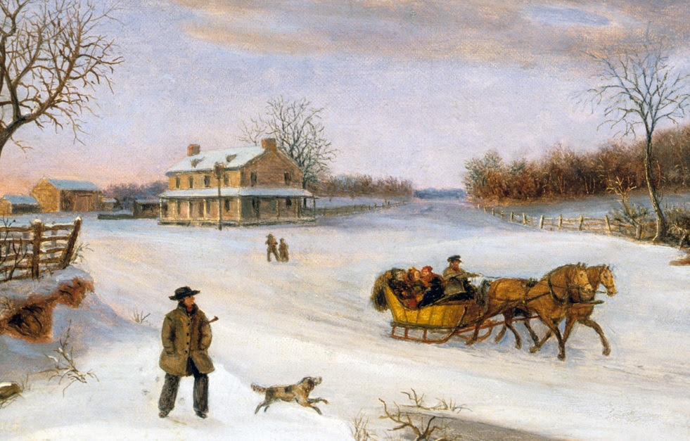 15 Free-But-Forgotten Ways Our Ancestors Stayed Warm During Winter