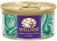 Wellness Canned Cat Food FREE Can of Wellness Cat Food at Petco