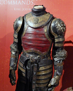 Tywin Lannister armor