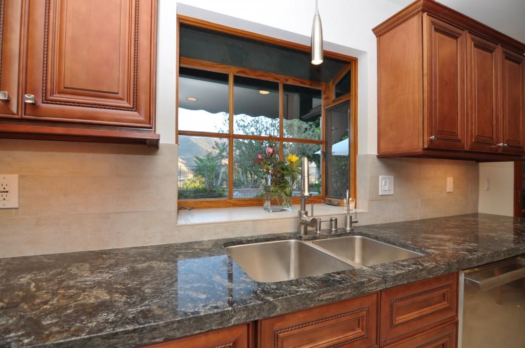 Home Architec Ideas Kitchen Design With Sink Under Window