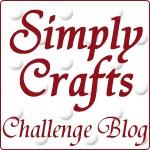 Simply Crafts Challange Blog