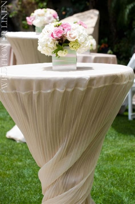 Wedding Cocktail Table Centerpiece Archives   Weddings