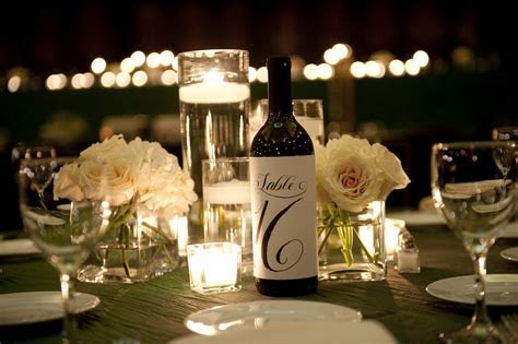 personalized wedding ideas custom wine labels for the