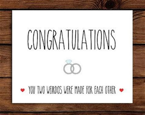 Funny Congratulations Engagement Message   Funny Wedding