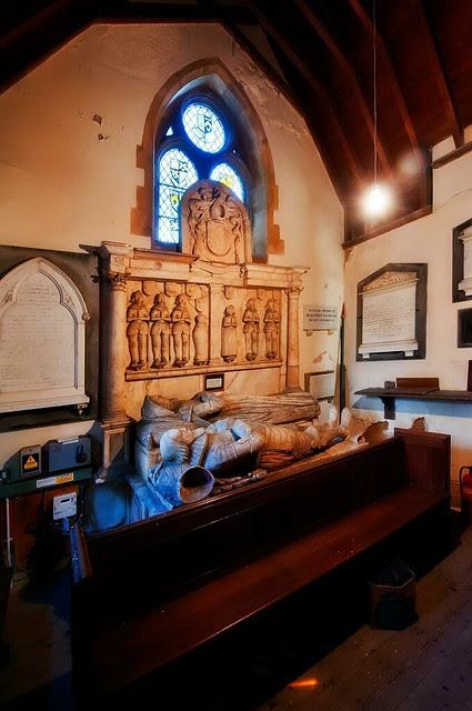 St Mary's, Carlton Curlieu, Leics
