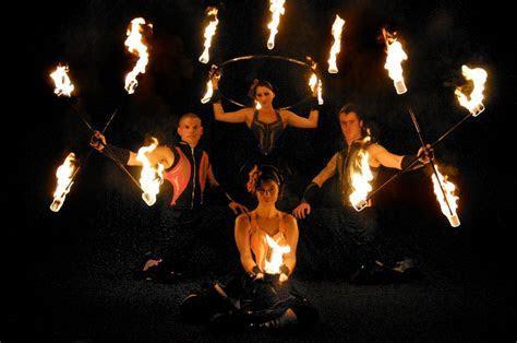 STURMAZ 4 Artist Fire Show