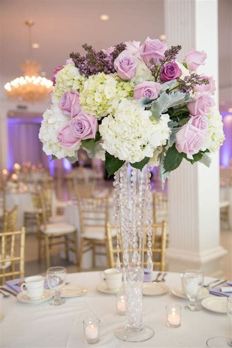 Elegant Purple, Lilac and Ivory Clearwater Wedding   MMTB