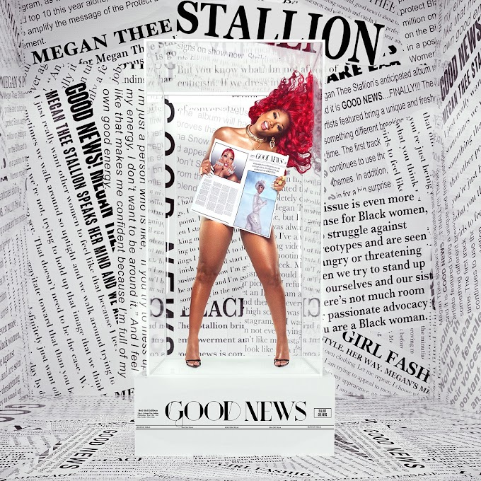 Megan Thee Stallion - Good News (Clean Album) [MP3-320KBPS]