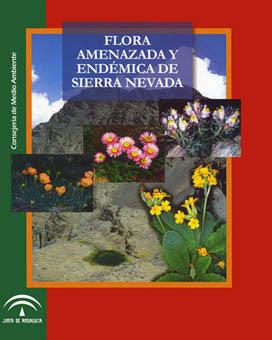 Flora amenazada y endémica de Sierra Nevada