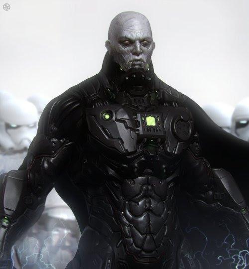 Darth Vader by Furio Tedeschi