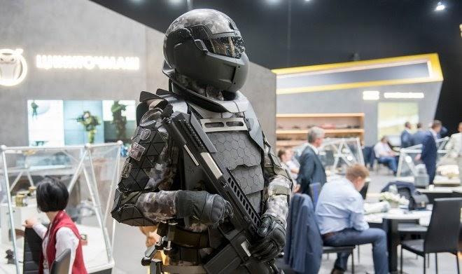 Ростех разрабатывает боевую экипировку «Сотник» 4-го поколения