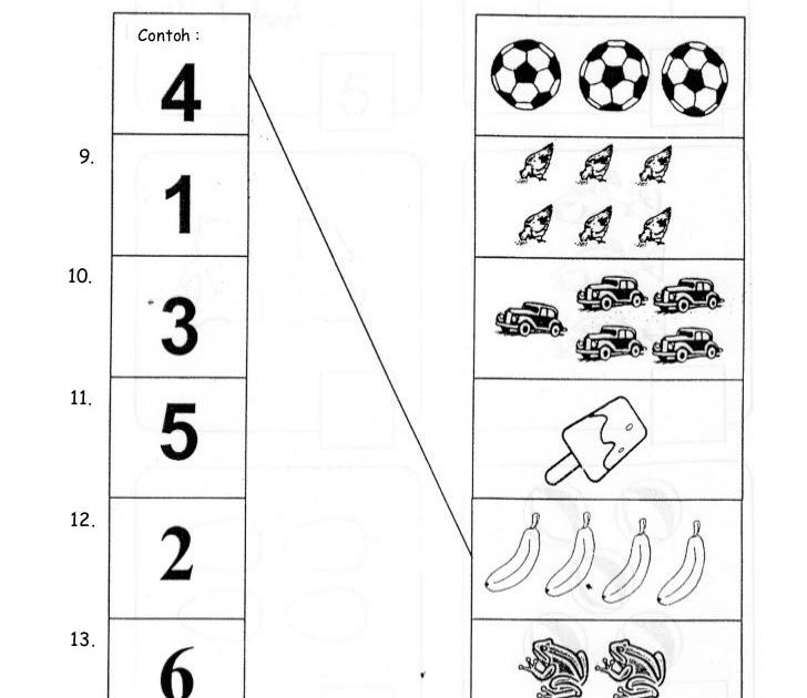 Contoh Soalan Matematik Tadika 5 Tahun - Soalan bc