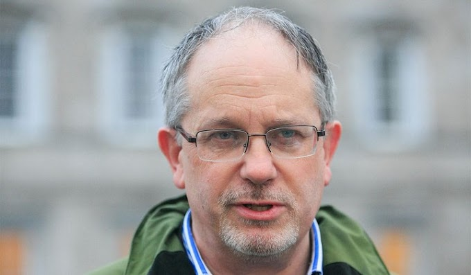 Mick Barry TD Demands Release Of 'Revolution Now' Protesters