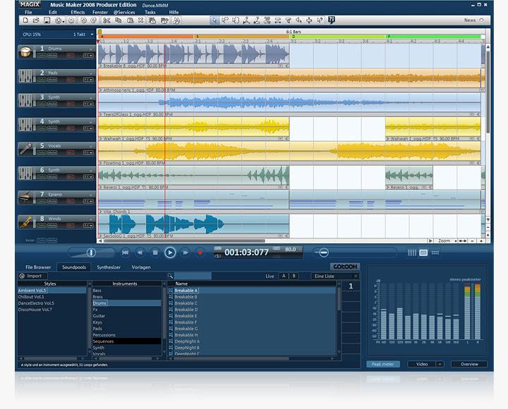 Music Maker 14