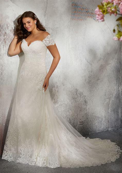 Plus Size Wedding Dresses: Julietta Collection   Morilee