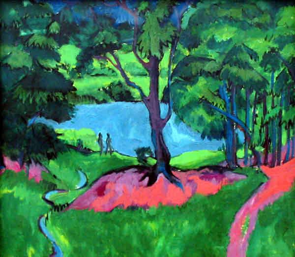 File:Kirchner Böhmischer Waldsee, 1911.jpg